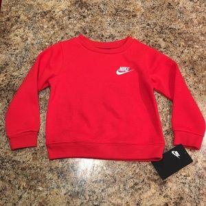 Nike Toddler Boy Sweatshirt